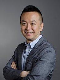 Photo of Prof Angus Chu