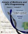 Annals of Multicore and GPU Programming  (AMGP)