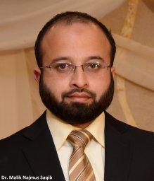 Dr. Najums Saqib Malik
