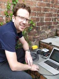 Photo of Dr Ben Edwards