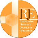 IRJE (Indonesian Research Journal in Education)