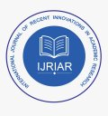 International Journal of Recent Innovations in Academic Research (IJRIAR)