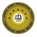 JRPF (Jurnal Riset Pendidikan Fisika)