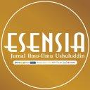 ESENSIA: Jurnal Ilmu-Ilmu Ushuluddin