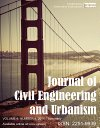 Journal of Civil Engineering and Urbanism