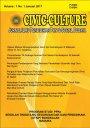 CIVIC-CULTURE: Jurnal Ilmu Pendidikan PKn dan Sosial Budaya