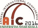 PROCEEDINGS OF AIC UNSYIAH - LIFE SCIENCES AND ENGINEERING CHAPTERS