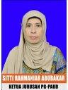 Sitti Rahmaniar Abubakar