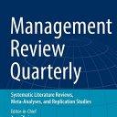 Management Review Quarterly (MRQ)