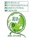 Journal of Environmental and Agricultural Sciences