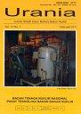 Urania Jurnal Ilmiah Daur Bahan Bakar Nuklir