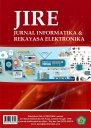 JIRE (Jurnal Informatika dan Rekayasa Elektronik)