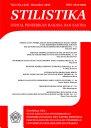 Stilistika: Jurnal Pendidikan Bahasa dan Sastra