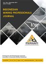 INDONESIAN MINING PROFESSIONALS JOURNAL