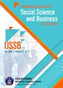 International Journal of Social Science and Business