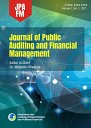 Journal of Public Auditing and Financial Management
