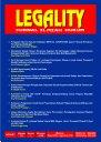 Legality: Jurnal Ilmiah Hukum