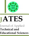 jATES - Journal of Applied Technical and Educational Sciences