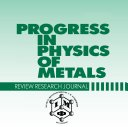 Progress in Physics of Metals