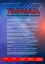 TIMPALAJA: Architecture Student Journal
