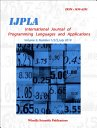 International journal of Programming Languages and applications(IJPLA))